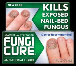 Fungi Cure Extra Strength 30 ml
