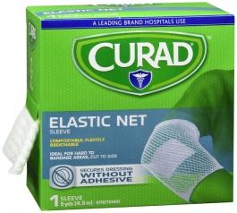 Curad Hold Tite Tubular Stretch Bandage, Large, 5 yds