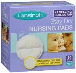 Lansinoh Disposable Nursing Pads- 36ct