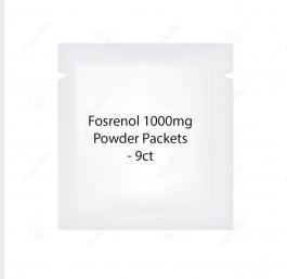 Fosrenol 1000mg Powder Packets - 9ct