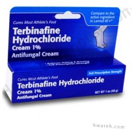 Terbinafine Hydrochloride Antifungal 1% Cream - .5 oz.