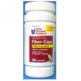 GNP® Fiber-Caps Fiber Laxative- 90ct