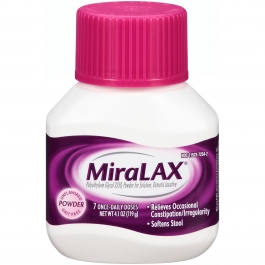 Miralax Laxative Powder, 4.1 oz