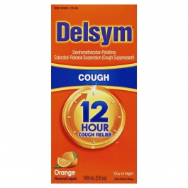 Delsym 12 Hour Cough Relief - 5 oz