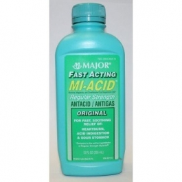 Major Mi-Acid Liquid 12oz