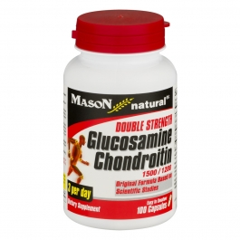 Mason Natural, Glucosamine & Chondroitin 1500 Complex, 100 Capsules