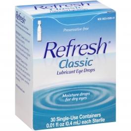 Refresh Classic .01oz Single Dose  30ct