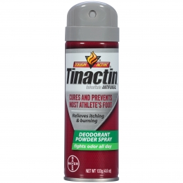 Tinactin Deodorizing Anti-Fungal Powder  Spray - 4.6 oz