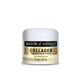Mason Natural Collagen Beauty Cream, Pear Scent, 2 oz