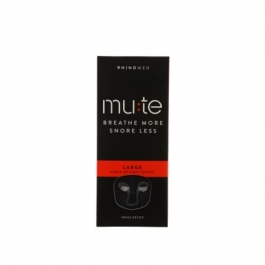 Mute Nasal Device Large 3 pack