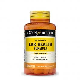 Mason Natural Advanced Ear Health Formula Caplets 100ct