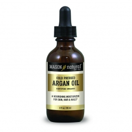 Mason Pure Argan Oil Cold Pressed 2 oz