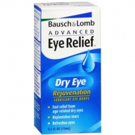 Bausch & Lomb Advanced Eye Relief Drops 0.5 oz