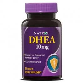 Natrol DHEA 10 mg 30 Tablets