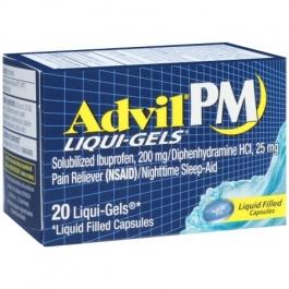 Advil PM Liqui-gel 20ct