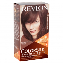Revlon Colorsilk Beautiful Color #32 Mahogany Brown