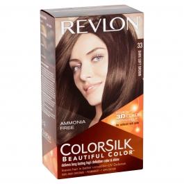 Revlon Colorsilk Beautiful Color #33 Dark Soft Brown