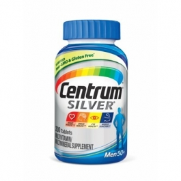 Centrum Silver Men 50+ Multivitamin Tablets - 200ct