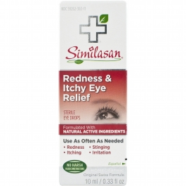 Similasan Redness Itchy Eye Relief 0.33