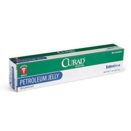 Curad Petroleum Jelly Tube, 1 oz