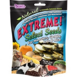 F.M. Brown's Extreme! Select Seeds Treat - 5oz Bag