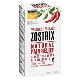 Zostrix HP Arthritis Pain Relief Cream 0.1% - 2 oz