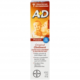 A&D Original Diaper Rash Ointment & Skin Protectant, 1.5 oz