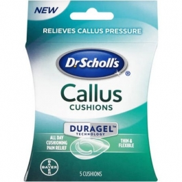 Dr. Scholl's Duragel Callus Cushion, 5ct
