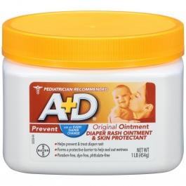 A+D Original Diaper Rash Ointment - 16 oz.