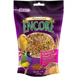 F.M. Brown's Encore Canary Food - 1lb Bag