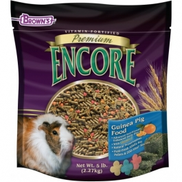 F.M. Brown's Encore Premium Guinea Pig Food - 2lb Bag
