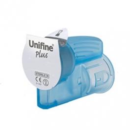 Unifine Pentip Plus Mini 31 Gauge, 5mm- 100ct