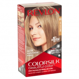 Revlon Colorsilk Beautiful Color #60 Dark Ash Blonde