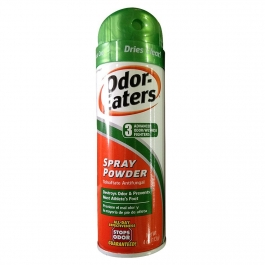 Odor-Eaters Spray Powder - 4oz Can