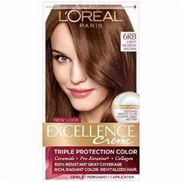 L'Oreal Excellence Creme - 6RB Light Reddish Brown