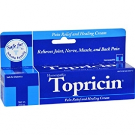 Topricin Anti-Inflammatory Pain Relief Cream- 2oz
