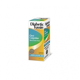 Diabetic Tussin Expectorant - 4 fl. oz.