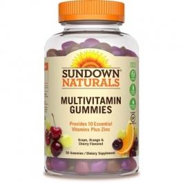 Sundown Naturals® Adult Multivitamin, 50 Gummies