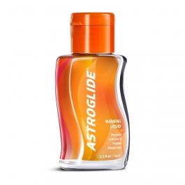Astroglide Warming Liquid Personal Lubricant - 2.5 oz