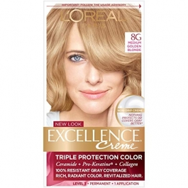 L'Oreal Excellence Creme - 8 Medium Blonde