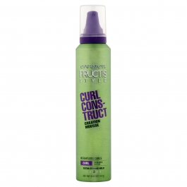 Garnier Fructis Style Curl Construct Mousse Extra Strong 6.8oz