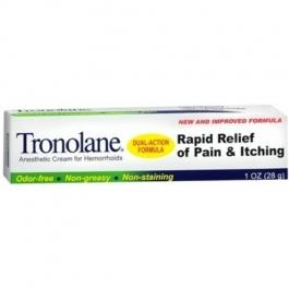 Tronolane Cream  - 1 oz