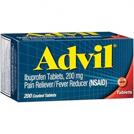 Advil Tablet 200ct
