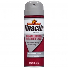 Tinactin Powder Spray 4.6oz