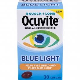 Bausch & Lomb Blue Light Softgels 60ct