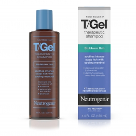 Neutrogena T/Gel Shampoo Stubborn Itch Control 4.4oz