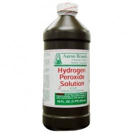 Hydrogen Peroxide 3% - 16 oz Bottle