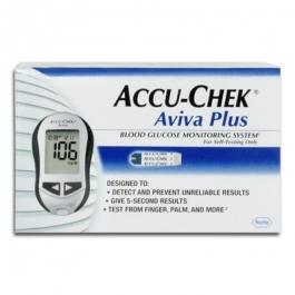 Accu-Chek Aviva Diabetes Blood Glucose Meter