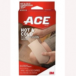 ACE Hot & Cold Compression Wrap - 1ct