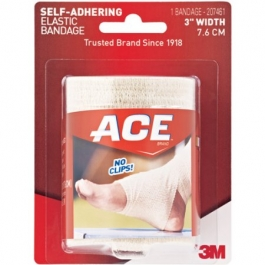"ACE Self-Adhering Elastic Bandage 4"" - 1ct"